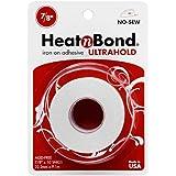 "Thermoweb Heat'n Bond Ultra Hold Iron-On Adhesive-7/8""X10 Yards"