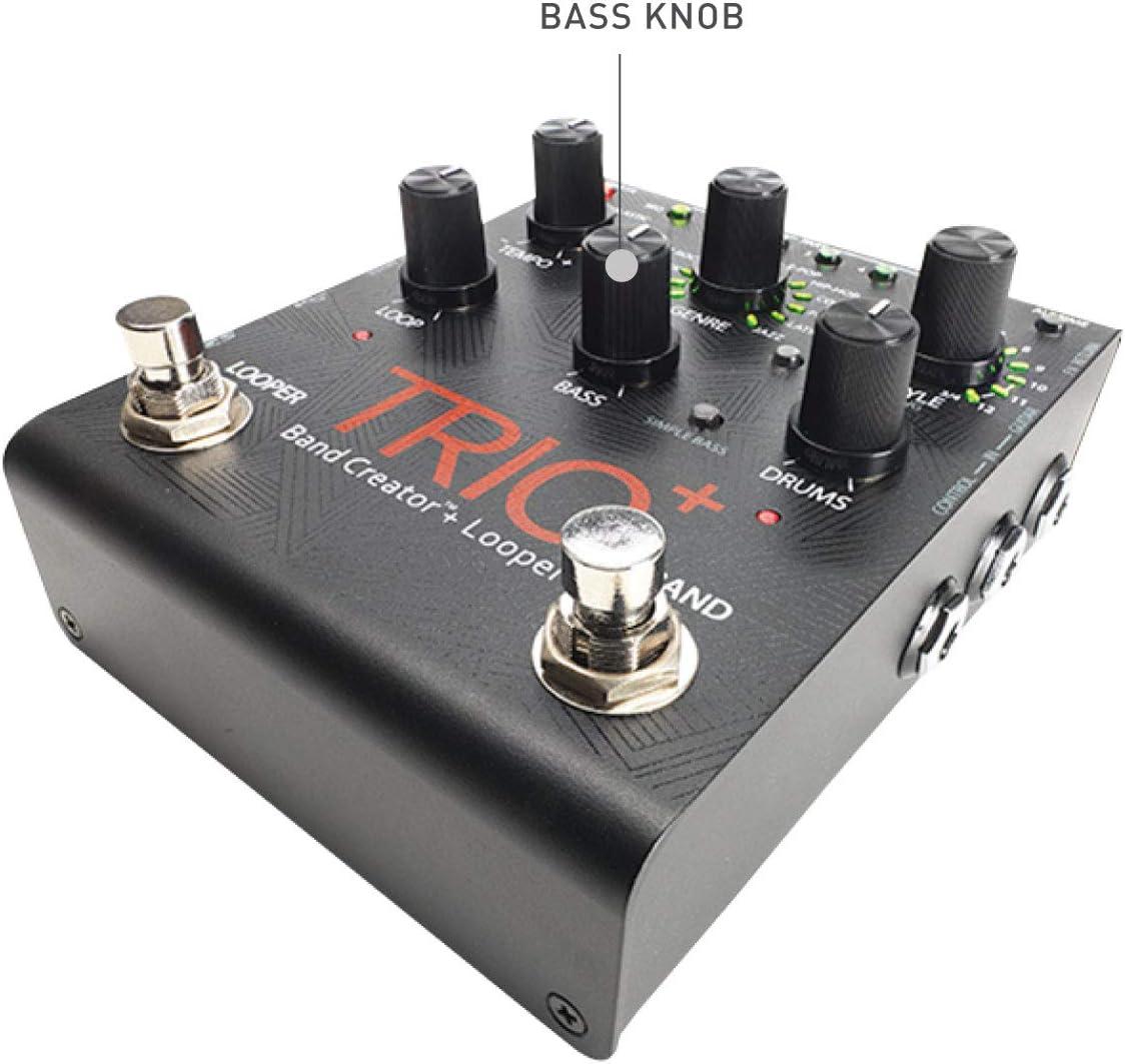 Digitech DIGDX - Pedal para guitarra eléctrica (100 V, mono ...