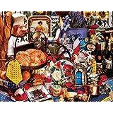 Springbok Vive La France Jigsaw Puzzle (1000-Piece)