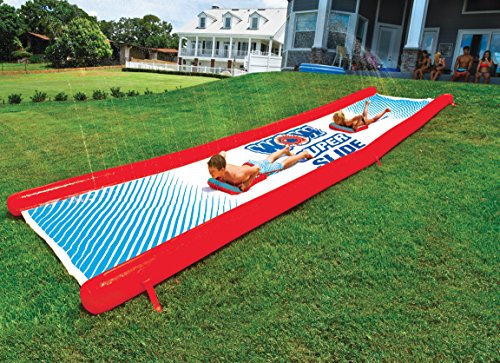 (WOW Super Slide l 25' x 6' Water Slide)