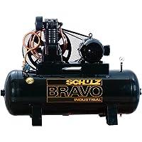 Compressor de Ar Trifásico 40PCM 261 Litros Bravo CSL 40BR/250-SCHULZ-922.9278-0