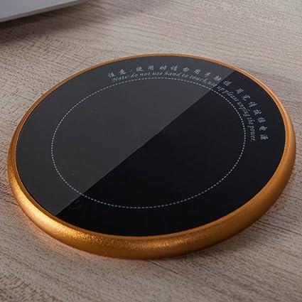 XRXY Touch Coaster eléctrico ultrafino / Calentador de té de temperatura constante creativa Calentador / Base