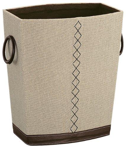 Organize It All Riviere Wastebasket