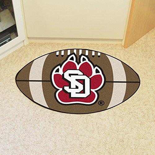 University of South Dakota Football Mat