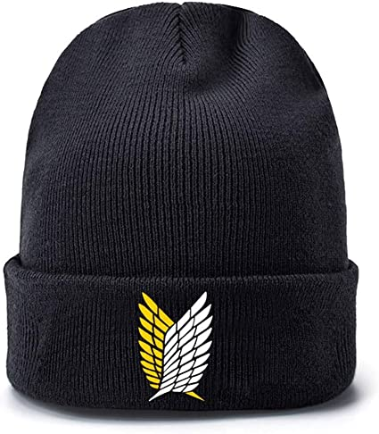 Ailin Online Attack on Titan Wings of Liberty Beanie Hat