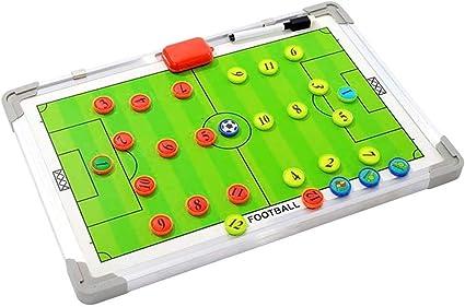 Football Tactic Board Nuovo Tabellone Multifunzione Magnetico Appeso