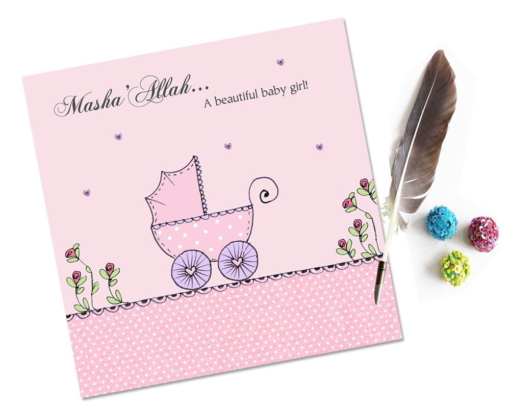 Masha Allah A Beautiful Baby Girl Sabah Designs