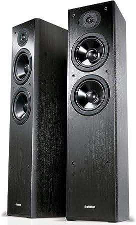 Yamaha NS-F51 - Altavoz estéreo de Suelo, Color Negro: Amazon.es: Electrónica