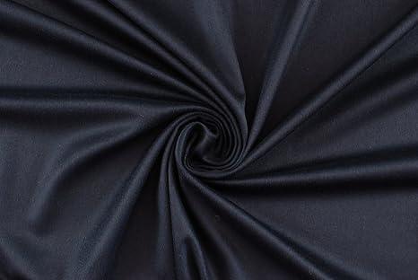 competitive price 3c249 e23b9 Tessuto al metro: Drap di lana e cashmere blu: Amazon.it ...