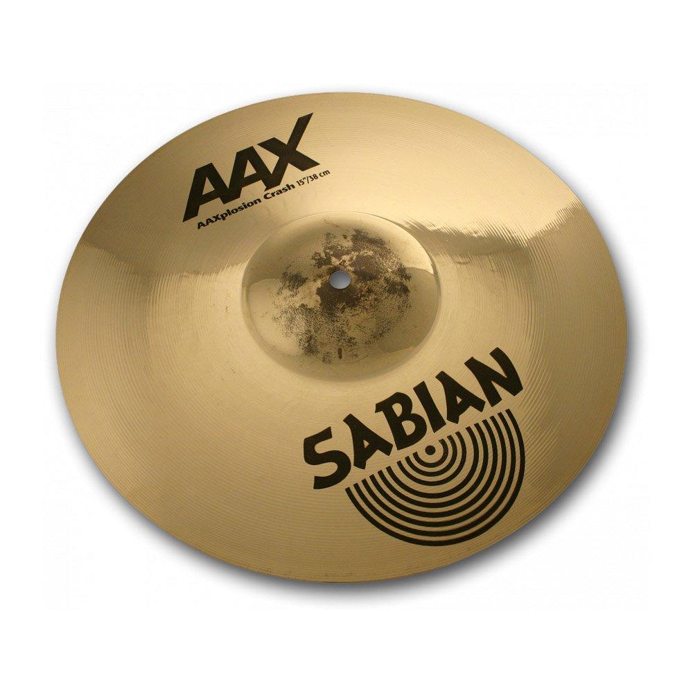 Sabian 15 Inch AAX X-Plosion Crash Sabian Inc. 21587XB