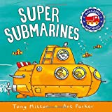 Best KINGFISHER Books For Preschools - Super Submarines (Amazing Machines) Review