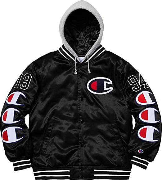 Amazon.com: SupremeNewYork Supreme Champion Chaqueta de ...