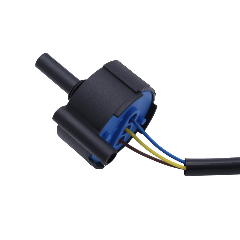 1.9 TID Diesel 12762673 KKmoon Water in Fuel Sensor Separator Valve Replacement for Vauxhall SAAB 9-3 9-5 06-09