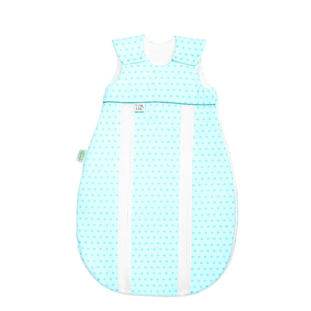odenwälder Jersey de saco de dormir prima climática Springing Dots Frozen Menta, tamaño: 70: Amazon.es: Bebé