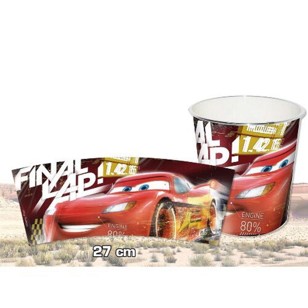 Kids Licensing–wd17191–Cestino de Bureau–Cars