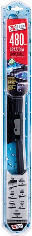 Bottari X-TRA Rain Top Balai dessuie-glace universel 480/mm Sous blister R/éf/érence/11072D