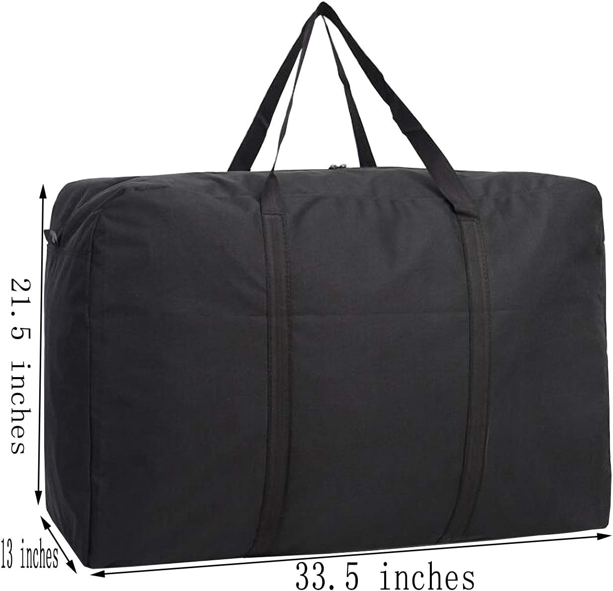 Outdoor 40L 600D Waterproof Oxford Cloth Sports Travelling Hiking Bag Black W3I7