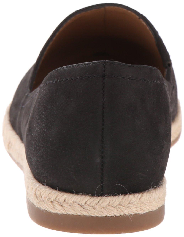 Franco Sarto Women's Ironic Flat B019J9TRUG 6.5 B(M) US Black