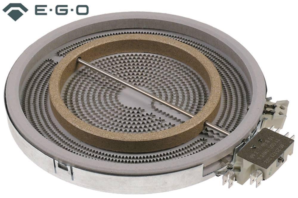EGO 10.51213.034 - Radiador para vitrocerámica Küppersbusch ...
