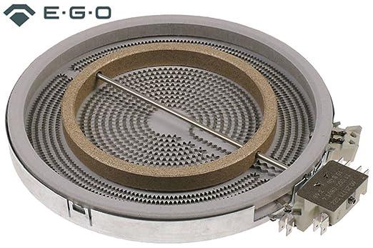 Ego Strahlungsheizkorper Mit Temperaturmelder Und Mit