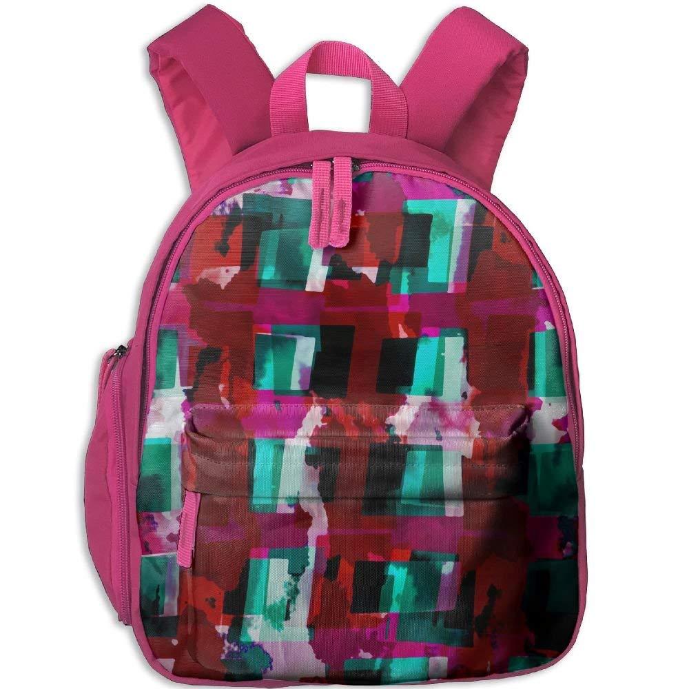 Backpack, School Backpack Backpack Backpack for Boys Girls Cute Fashion Mini Toddler Canvas Backpack, WaterFarbe B07LG14CQ2 Daypacks Bekannt für seine hervorragende Qualität d2429b