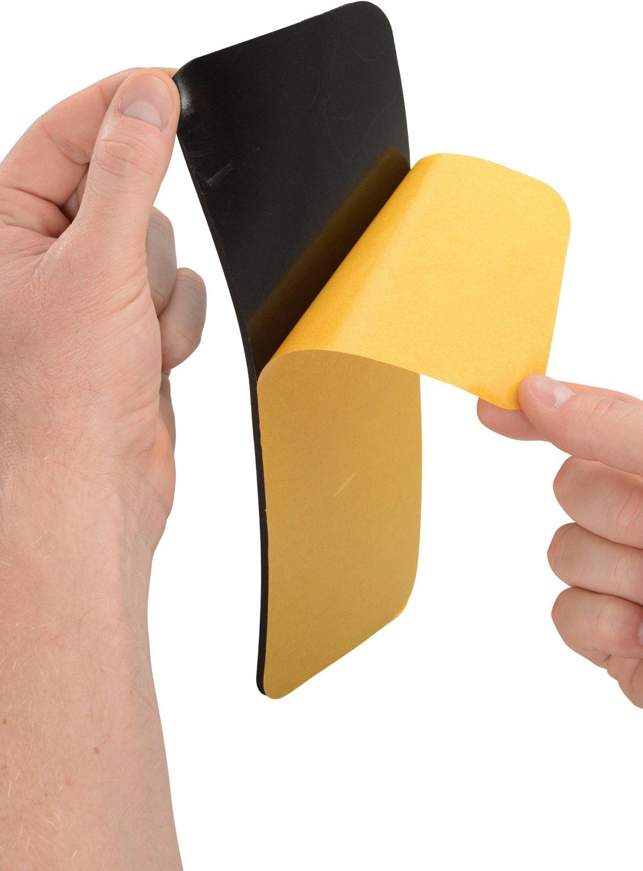 HR-imotion Garagen Türkantenschutz Set Selbstklebend flexibel 12111401 2 Stk