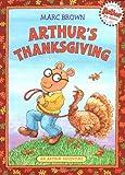 Arthur's Thanksgiving, Marc Brown, 0316112321