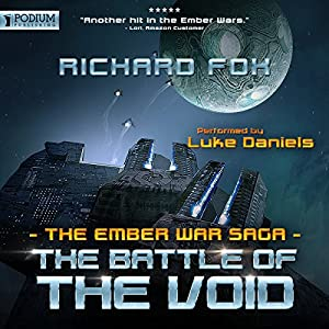 The Battle of the Void Hörbuch