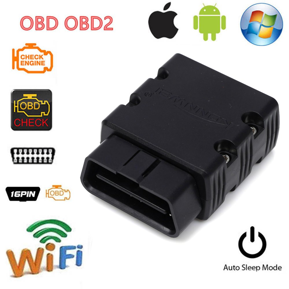 VOSO WIFI Bluetooth Drahtloser ELM327 OBD2 OBDII Auto ...
