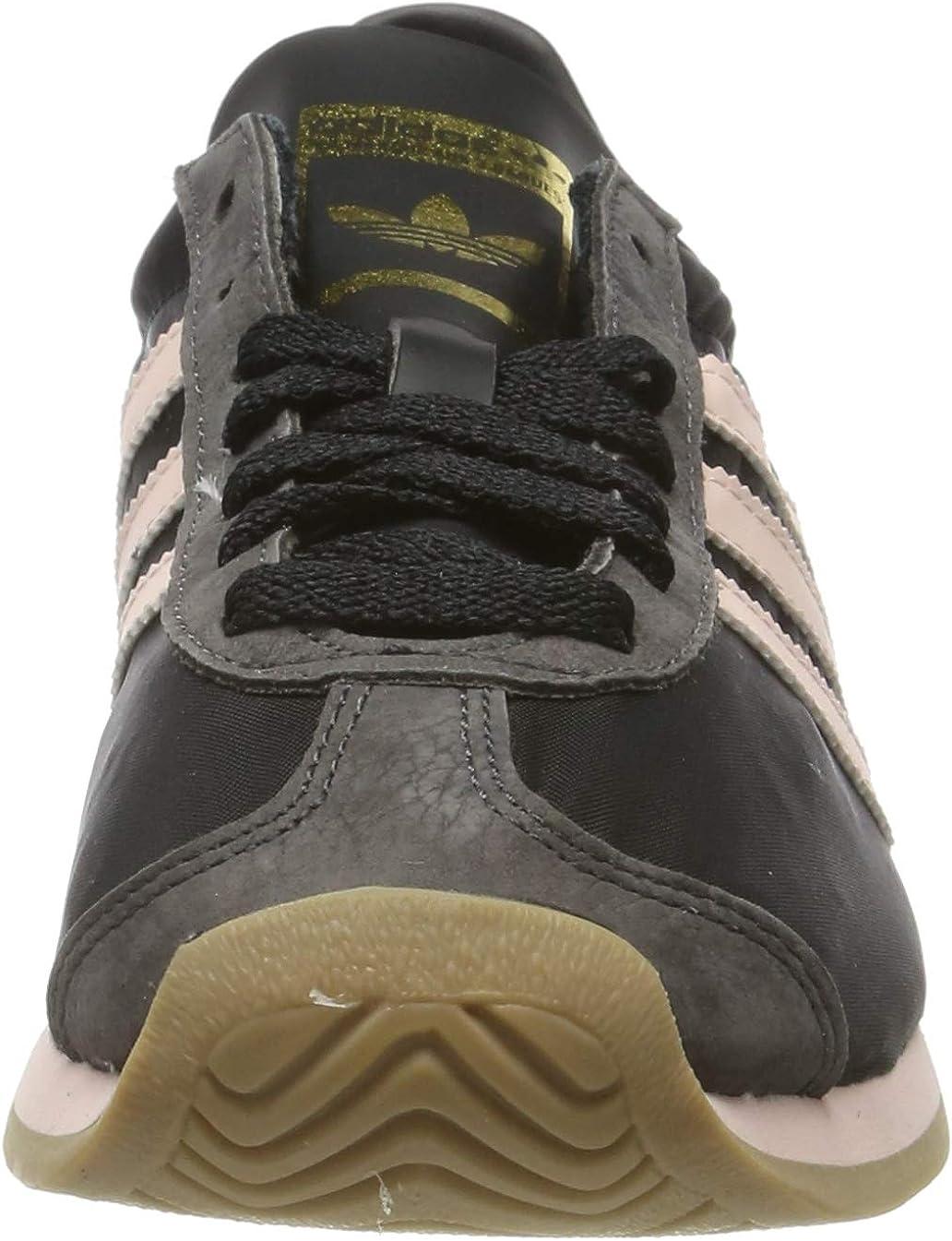 Adidas Country OG Zapatillas de Deporte Mujer Negro Negbasrosg 5muqP