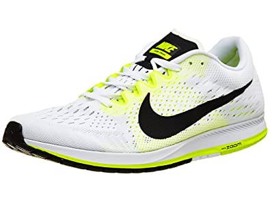 1620ec68a7779 Nike Zoom Streak 6, Chaussures de Running Mixte Adulte, Vert (Blanc/Noir- Volt), 38 EU: Amazon.fr: Chaussures et Sacs