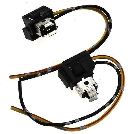 Emma H1 Faro Niebla Bombilla de la lámpara Socket Holder cableado Conector Plug