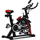 スタイリッシュジャパン(stylishjapan) エスティージェ スピンバイク   耐荷重250kg フィットネスバイク