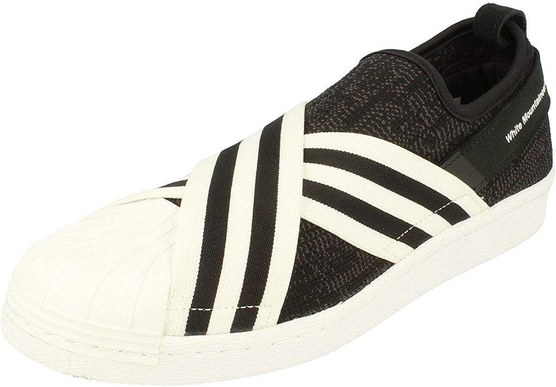 adidas Originals White Mountaineering WM Superstar Slip on