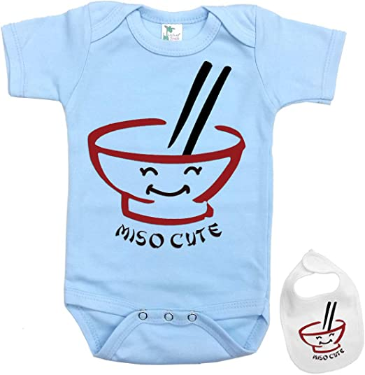 miso cute baby vest boys girls