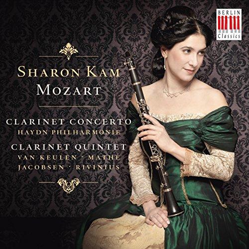 Mozart: Clarinet Concerto, K. 622 & Clarinet Quintet, K. 581