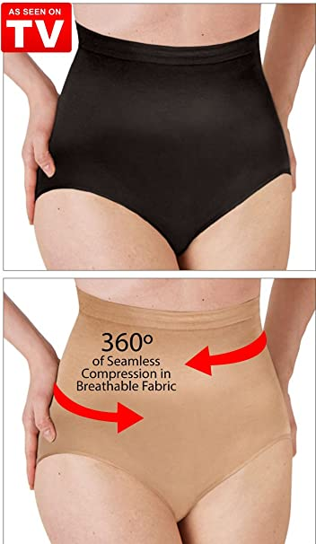 Amazon com: Adir Beauty Slimming Trim Panties 720 Super Soft