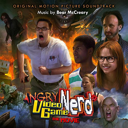 The Angry Video Game Nerd Theme Song (Bear McCreary Remix) [Explicit]