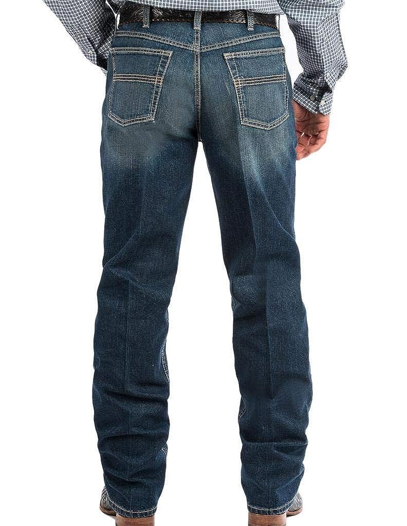 Amazon.com: Cinch de los hombres Black Label Loose Fit Jean ...