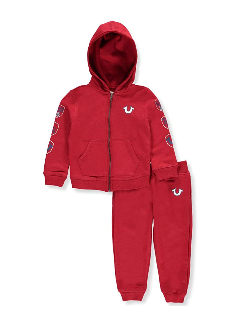 f92319e94 Amazon.com: True Religion Baby and Toddler Boy's Hoodie & Sweatpants Set:  Clothing