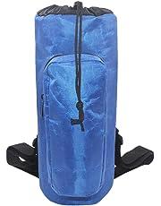 LoveinDIY Waterproof Ethylene Oxygen Cylinder Tank Holder Backpack Sleeve Bag Carrier