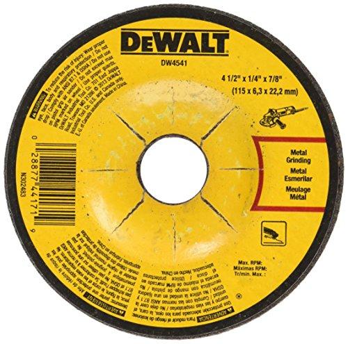 Dewalt Metal Grinding Wheel Pack