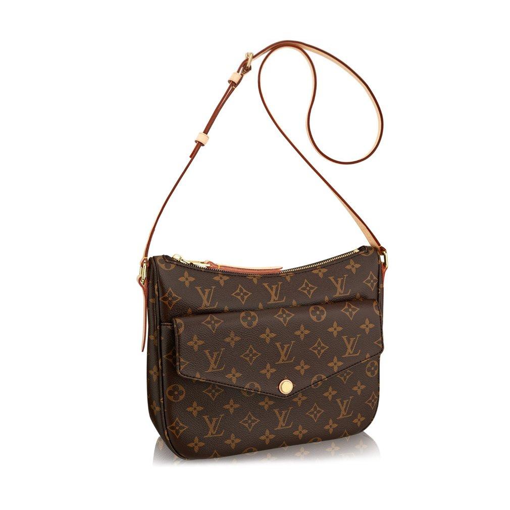 946e5f3e261f Louis Vuitton Monogram Coated Canvas Mabillon Handbag Bag Article  M41679  Made in France  Amazon.ca  Shoes   Handbags