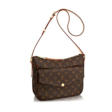 cf2eed99d8e0 Louis Vuitton Monogram Coated Canvas Mabillon Handbag Bag Article  M41679  Made in France  Handbags  Amazon.com