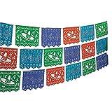 Fun Express Plastic Mexican Cutout Banne