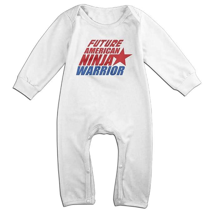 Amazon.com: Bebé Niños Niñas Futuro American Ninja Warrior ...