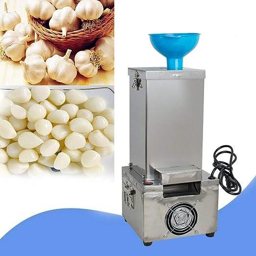 Garlic Peeler Machine Garlic Peeling Machine Commercial Household Electric Stainless Steel Silicone Garlic Peeling Machine 110V