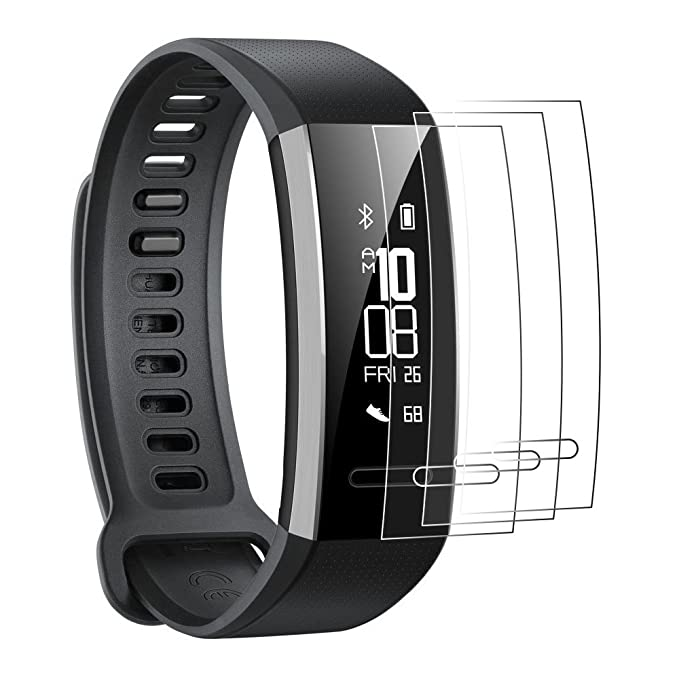 Gosento protection décran pour Huawei Band 2 Pro, [Lot de 3]