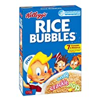 Kellogg's Rice Bubbles, 170 Grams