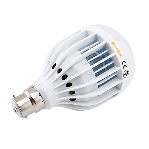 Bug Zapper Bulbs >> Electric Bug Zapper Led Light Bulb Bayonet B22 10w Daylight 2 In 1